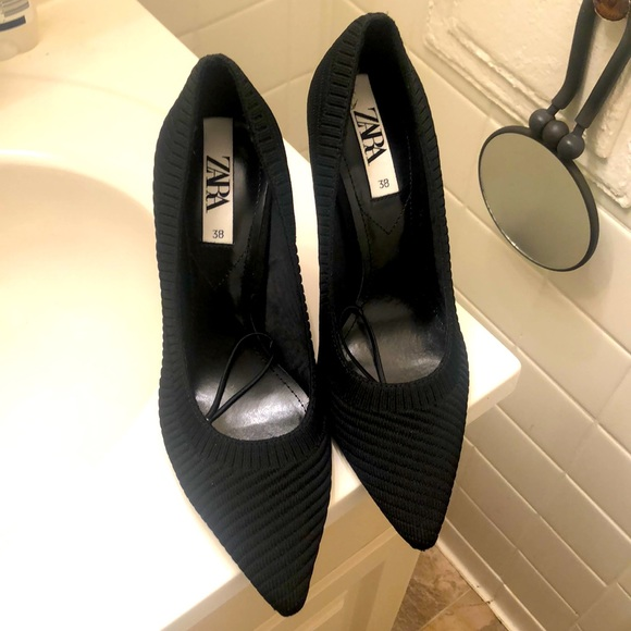 Zara heels Like New